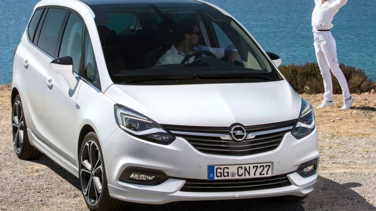 2017 opel zafira youtube. Black Bedroom Furniture Sets. Home Design Ideas