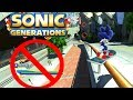 Sonic Generations - No Boost Challenge (All Modern Sonic Stages)