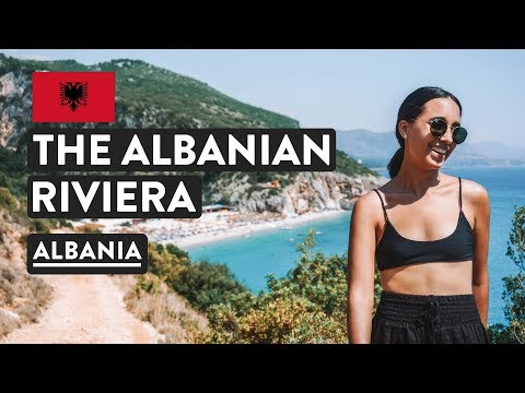 Best Beach in Albania? Gjipe Beach | Albanian Riviera