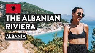 Best Beach in Albania? Gjipe Beach   Albanian Riviera