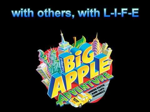 Big Apple Adventure Song Vid2