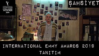 "International Emmy for Best Performance by an Actor goes to Haluk Bilginer ""Şahsiyet (Persona)"""