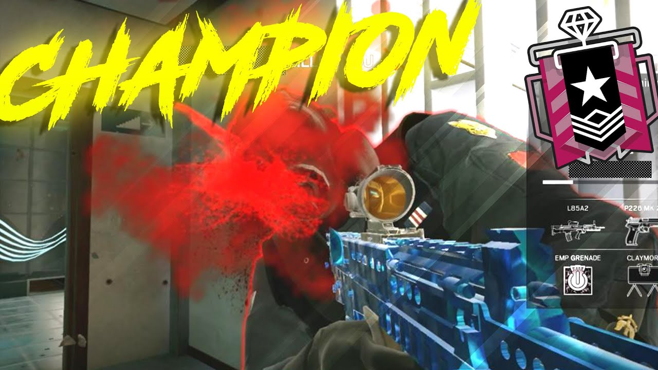 WATCH THIS VIDEO TO BECOME A CHAMPION ► Rainbow Six ► PS4 ► PC ► Siege Sloppy.Tempo