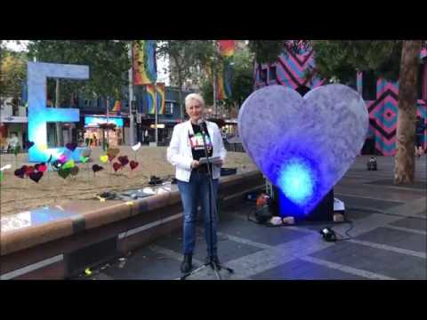 Kerryn Phelps on Marriage Equality - Love in Taylor Square