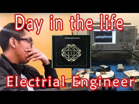 Day in the life of an Electrical Engineer!