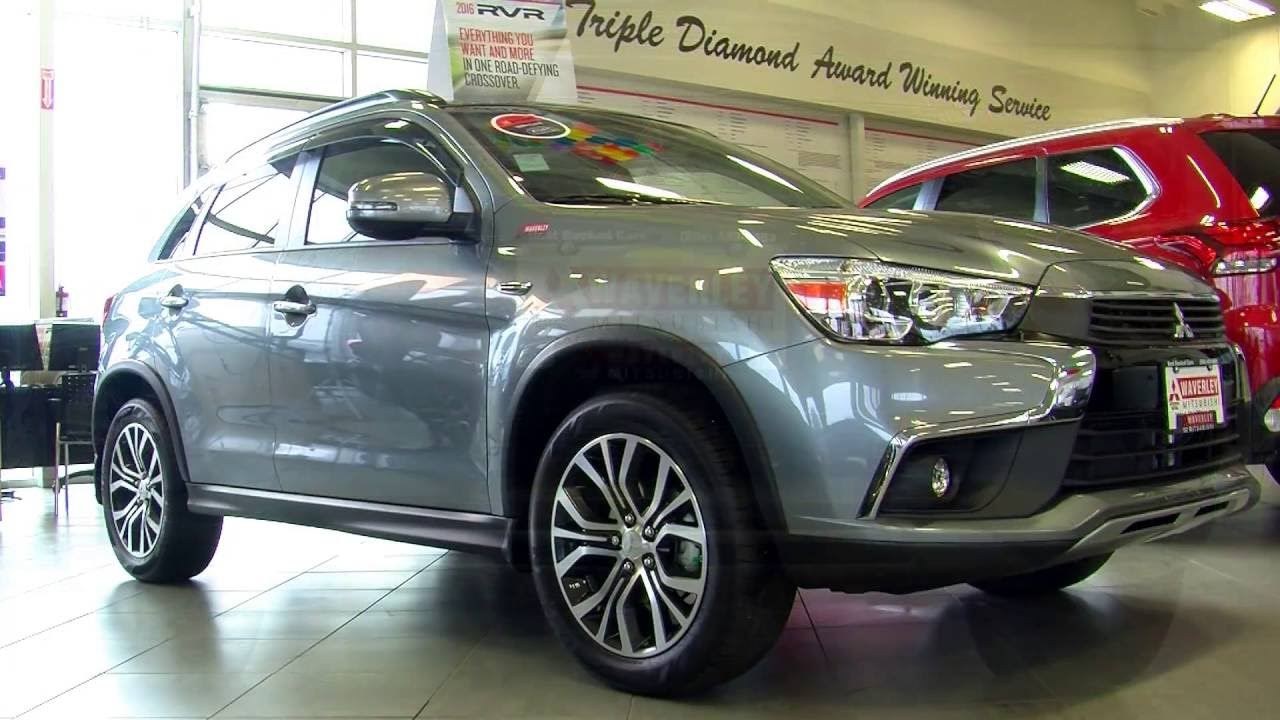 2016 Mitsubishi RVR Introduction | Waverley Mitsubishi, Winnipeg ...