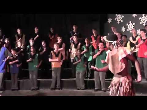 Drakensberg Boys' Choir-2010 African music.flv