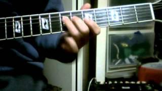 guitar demo Blondie - X Offender