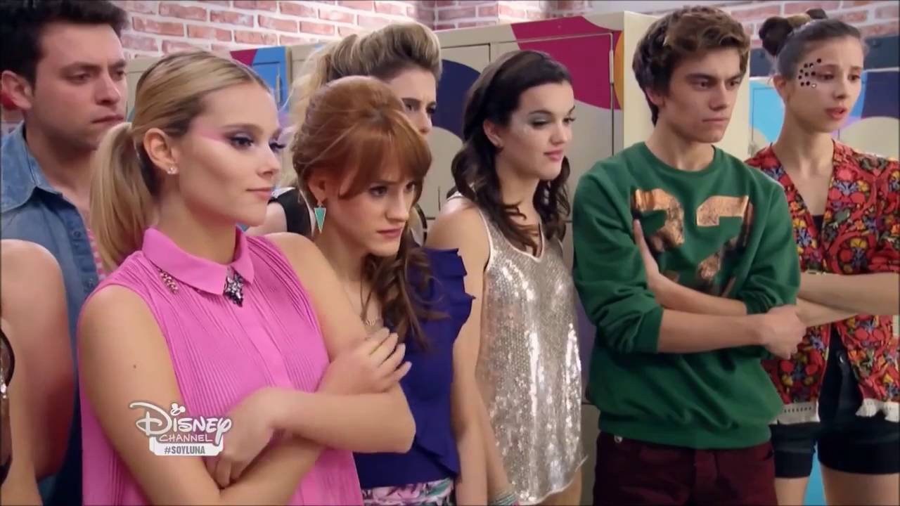 Populaire Fab and chic : Soy Luna :Episode 1 - YouTube LQ78