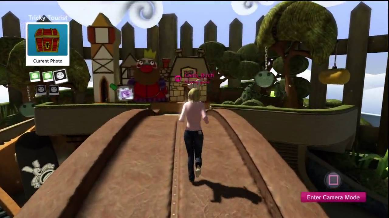 playstation home littlebigplanet snap happy tricky tourist rh youtube com PlayStation Home PS4 PlayStation Home PS4