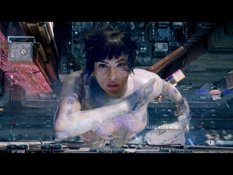 """Ghost in the Shell (2017) - """"Electrifying"""" - Paramount Pictures"""