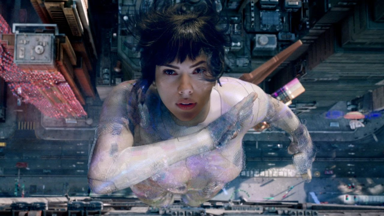 Ghost In The Shell 2017 Electrifying Paramount Pictures Youtube