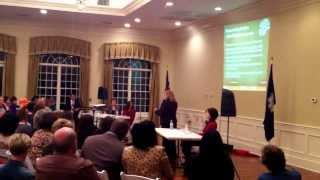 Sheri Few, Superintendent of Education Candidate, Debates Common Core in Rock Hill South Carolina