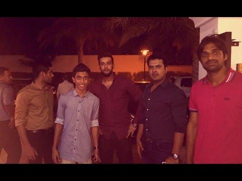Pakistan Cricket Players in Dubai!