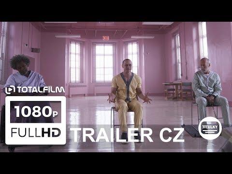 Skleněný / Glass (2019) CZ HD trailer