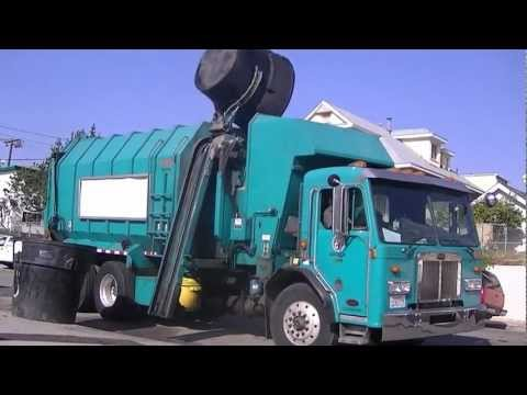 Amrep ASL on 300s - Los Angeles Bureau of Sanitation