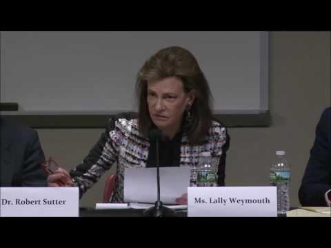 Interviewing President Tsai - Lally Weymouth (Taiwan Panel)