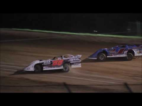 AMRA/STARS Late Model Heat #1 from Skyline Speedway, October 7th, 2016.