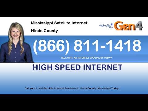 Hinds County MS High Speed Internet Service Satellite Internet HughesNet