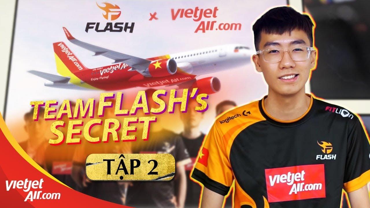 [Team Flash's Secret x Vietjet] Giải Mã Bí Ẩn Của Team Flash Cùng Vietjet | Tập 2 FULL