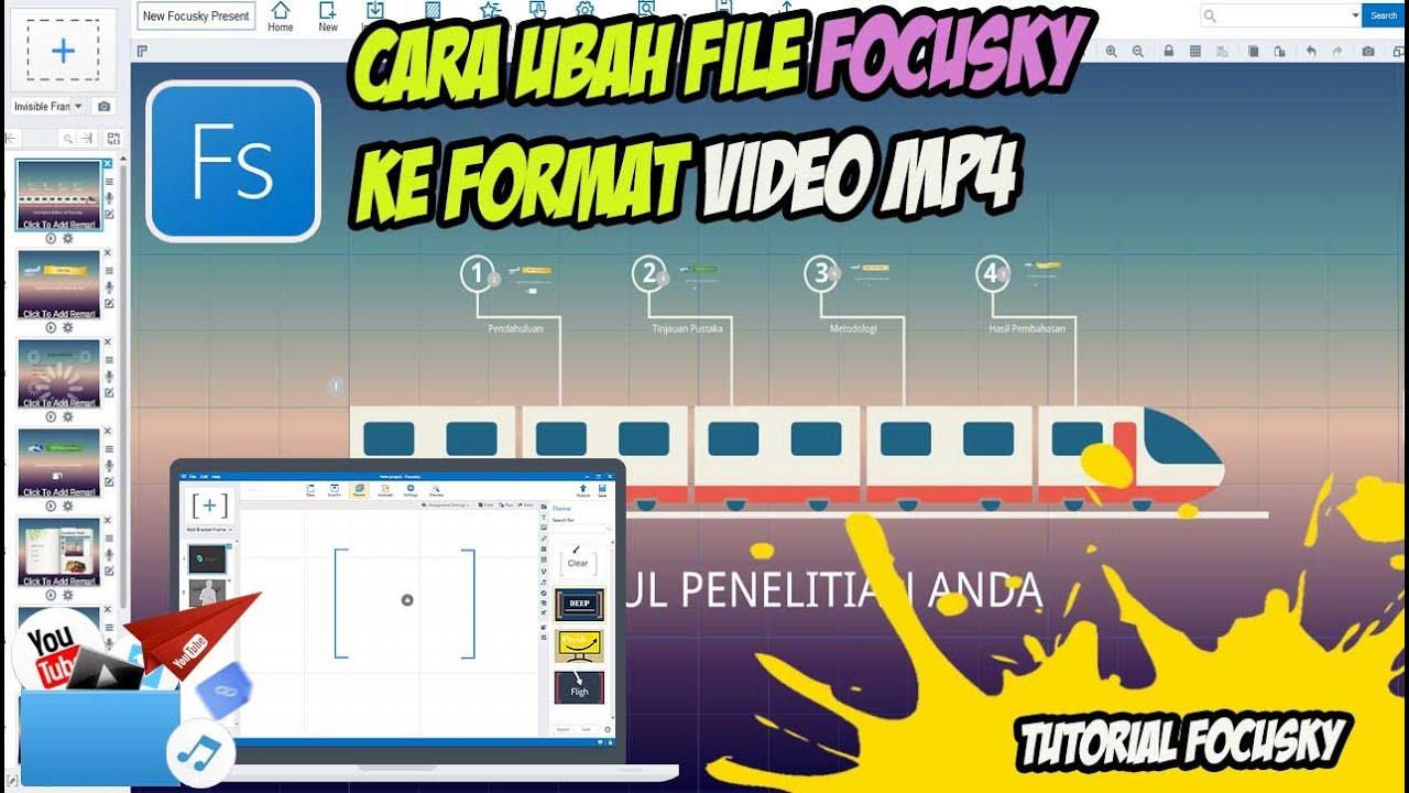 Aplikasi Presentasi Focusky