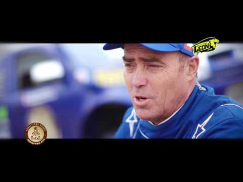 Fernando León #401 Preparación Dakar 2013