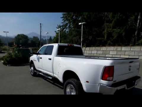 Used 2014 Ram 3500 Dually for sale in Salmon Arm, BC