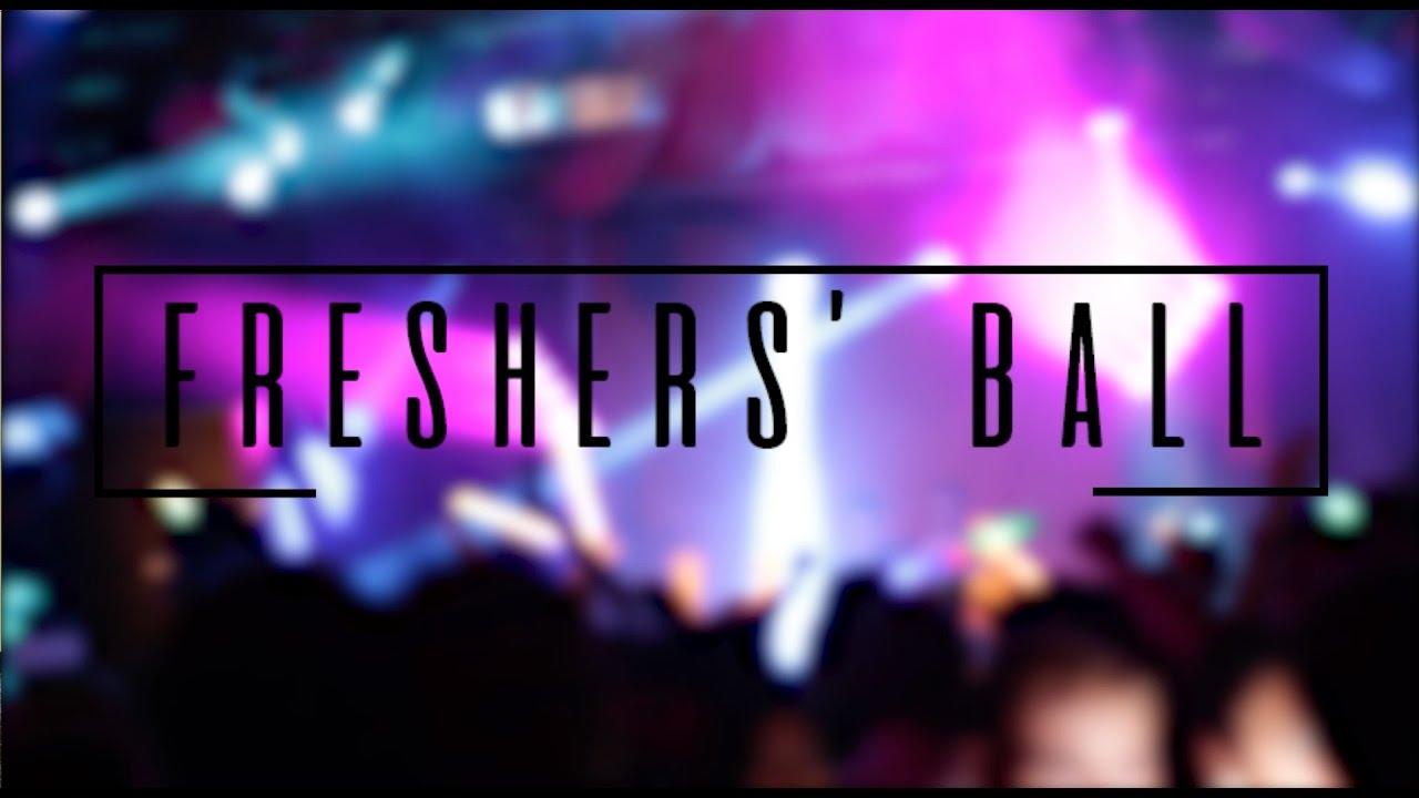 Freshers' Ball 2016 Highlights