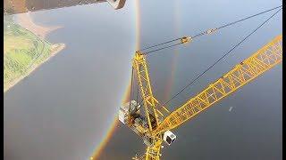 Coole Videos #382: Endloser Regenbogen / 360 Degree Full Circle Rainbow || ✪ Stern DuTube