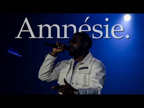 Damso - Amnésie (Live)