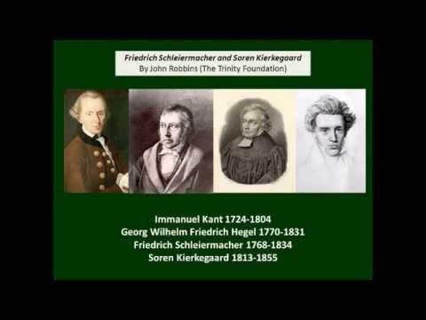 Schleiermacher and Kierkegaard