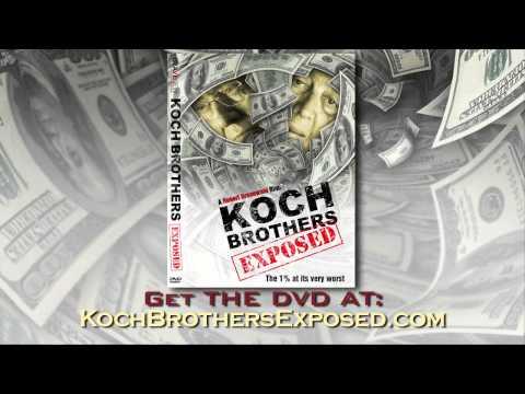 Robert Greenwald on Progressive Radio Network exposing the Kochs