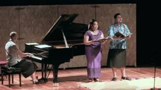 Tamasese - Traditional Samoan Folk Song