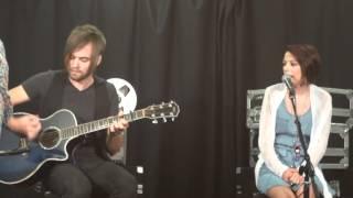 Cher Lloyd - Superhero (Acoustic) - Boston