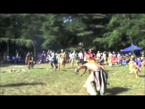 Narragansett Indian Tribe Pow Wow - Eastern War Dance