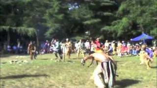 Narragansett Indian Tribe Pow Wow - Eastern War Dance