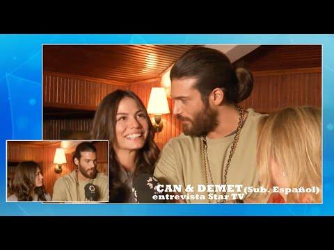 Can & Demet entrevista Star Tv (Sub. Español)