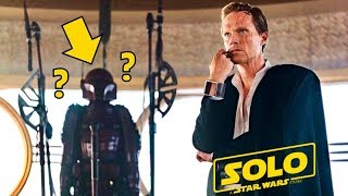 The Sith, Exar Kun, Mandalorian, Rakata AND MORE References in Dryden Vos's Study! - Solo Explained
