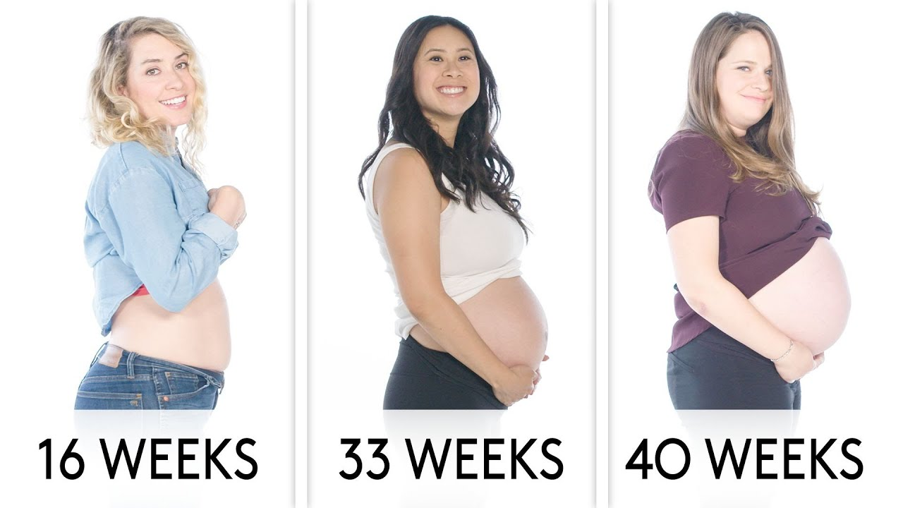 34 Pregnant Women Weeks 7 to 40: What New Symptoms Do You Have? | SELF