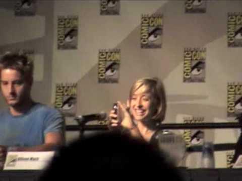 Smallville Comic-Con 2008 - Part 1