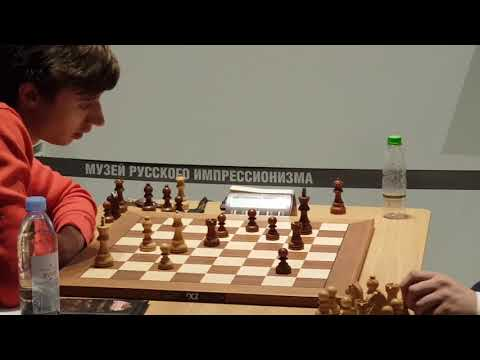 Unbelievable defence by Daniil Dubov against Ian Nepomniachtchi Part I