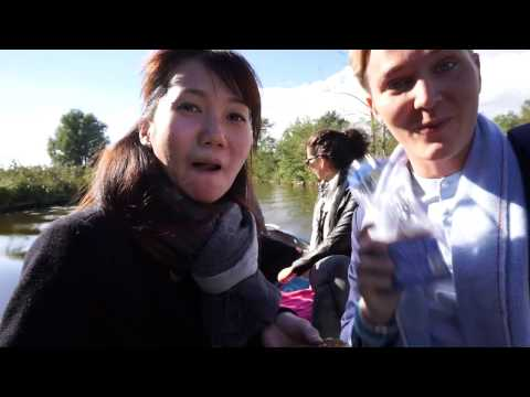GIETHOORN WITH A BOAT & BICYCLE (HOLLANDS VENETIE) | VLOG 19