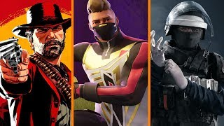 "Nintendo ""Would Love"" Red Dead 2 on Switch + China Bans Fortnite? + Rainbow 6 Ditches Auto-Bans"