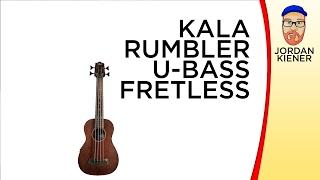 Kala Fretless Rumbler U-Bass