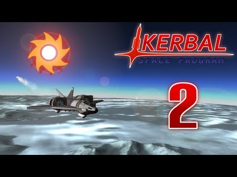Kerbal Space Program - Episode 2 ...Rescue The Scientists!...