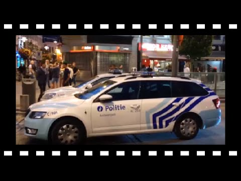 * NEWS * Europe 18 Sept 2015   Breaking !   Train evacuated in Antwerp 18 sept 2015