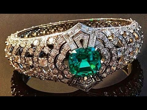 Top 10 | Most Beautiful Diamond Jewel Collection From Cartier