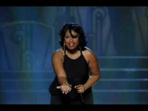 Jennifer Hudson: 'Stir It Up' & 'Somewhere Over The Rainbow' @ Patti LaBelle UNCF Tribute 2008