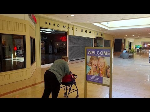 DEAD MALL SERIES : Sad, Depressing COVENTRY MALL in Pottstown, PA
