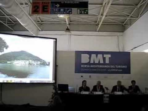 BMT Napoli, Umbria City of Terni, New Travel Guide in QR code presentation.flv